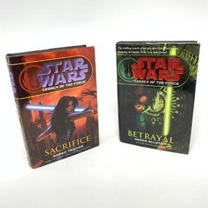 SET- NEW Star Wars Legacy Of The Force